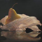 """20"""" x 20"""", Oil on Linen, Available from Renjeau Galleries"""